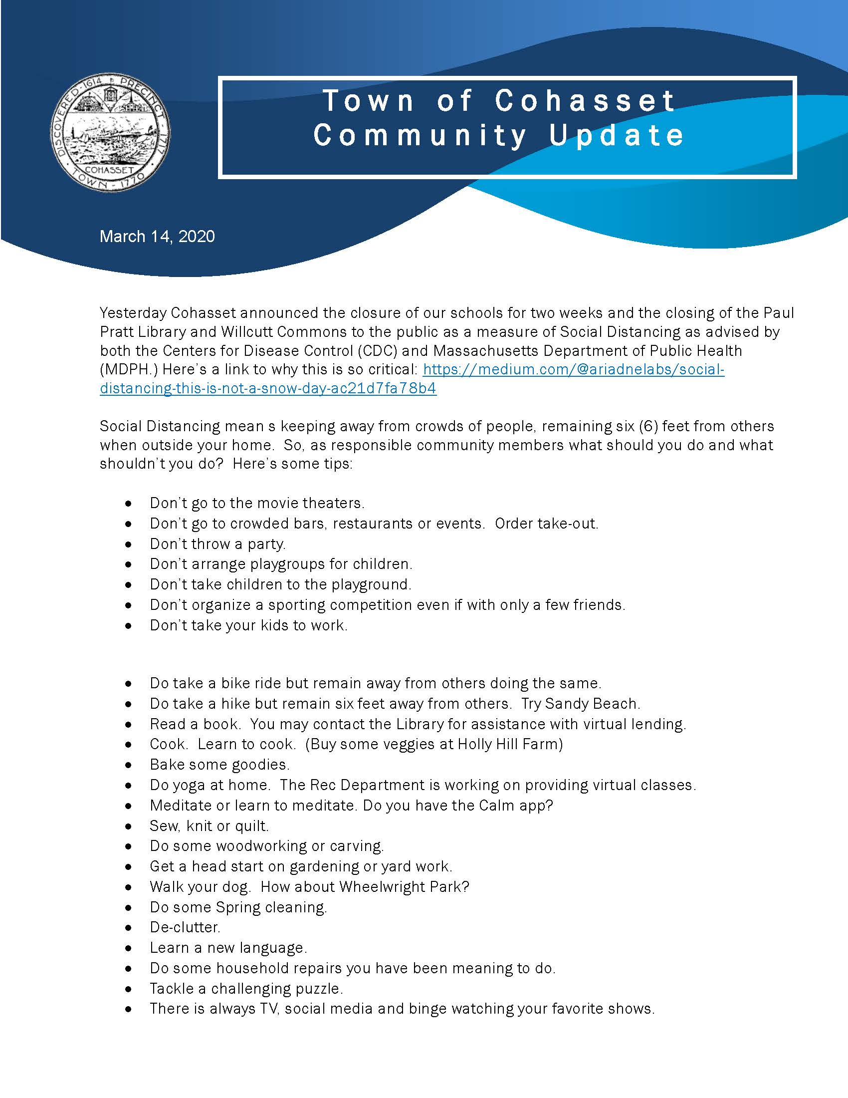 Community Update Template 3-14-20(Image)
